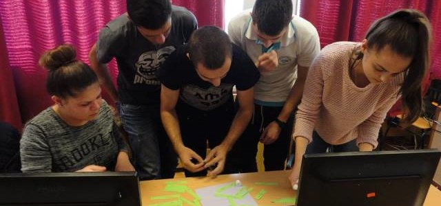 СЕДМИЦА НА ПРЕДПРИЕМАЧЕСТВОТО 2016 – Открит урок и базар на учебните компании